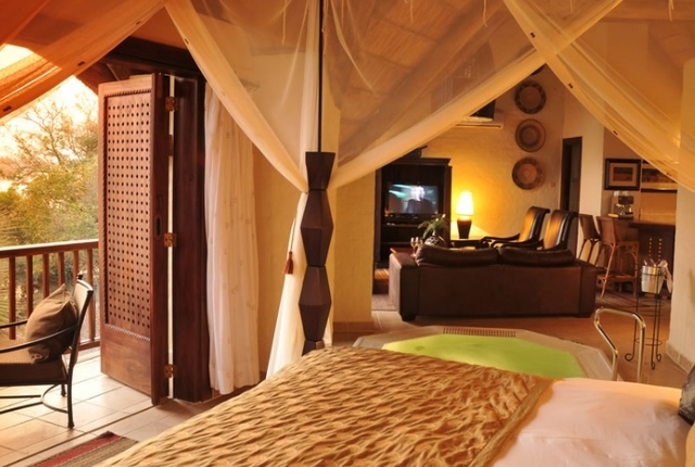 The Luxurious, David Livingstone Safari Lodge And Spa