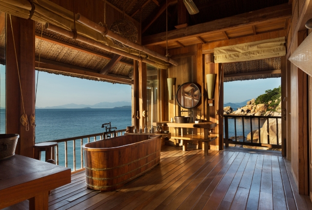 The Sophisticated, Six Senses Ninh Van Bay