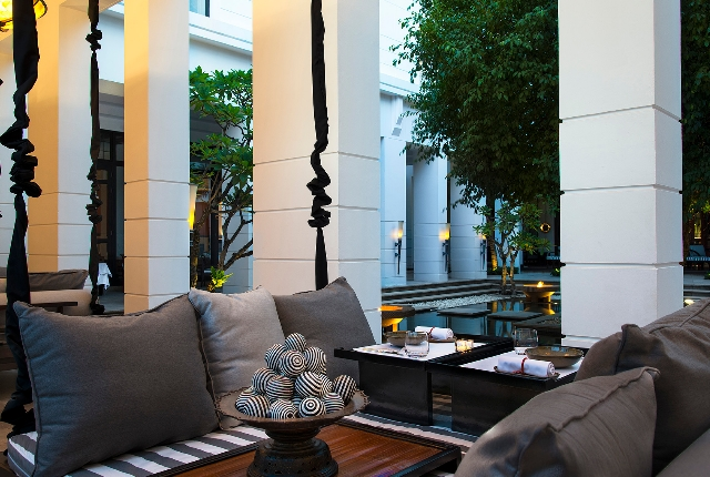 The Stunning, Park Hyatt Siem Reap