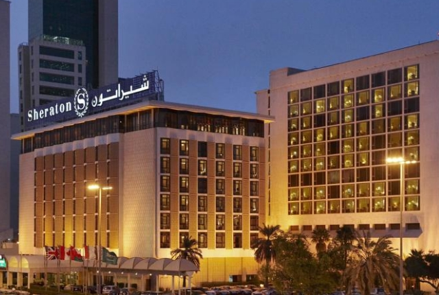 The Stunning, Sheraton Kuwait, A luxury Collection Hotel