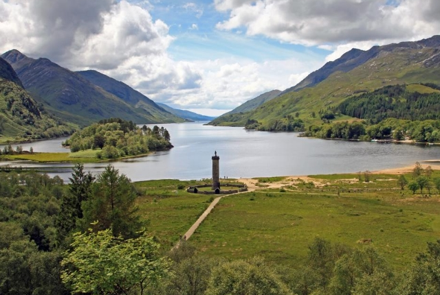 The Trail of Bonnie Prince Charlie