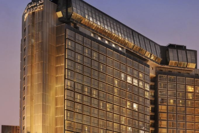 The Upscale Jw Marriott Kuwait City