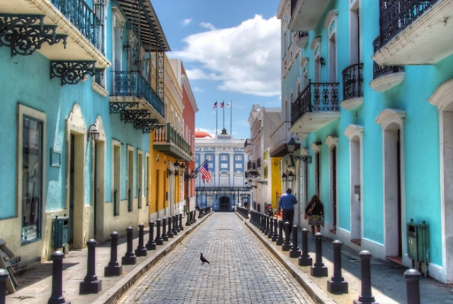 Tour Through Old San Juan
