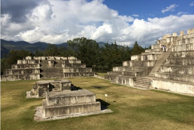 Visit The Old Mayan Civilization