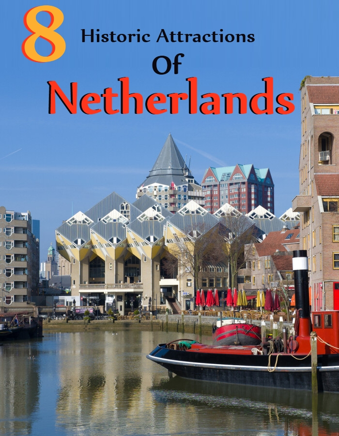Attractions Of Netherlands