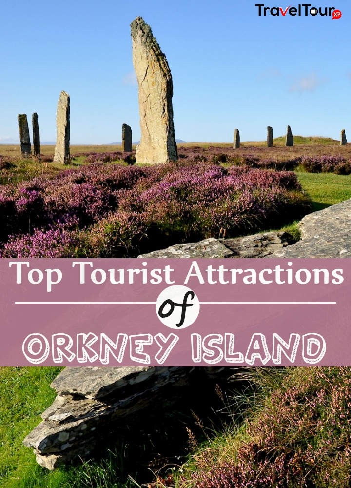 Tourist Attractions Of Orkney Island