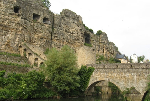 Bock Casemates Of Luxembourg City