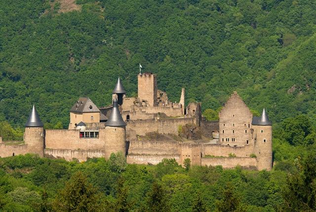 Bourscheid Castle, Bourscheid
