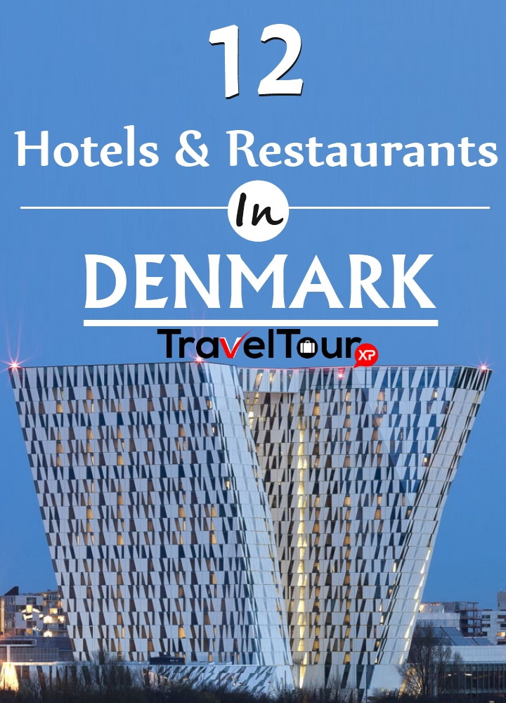 Hotels And Restaurants In Denmark