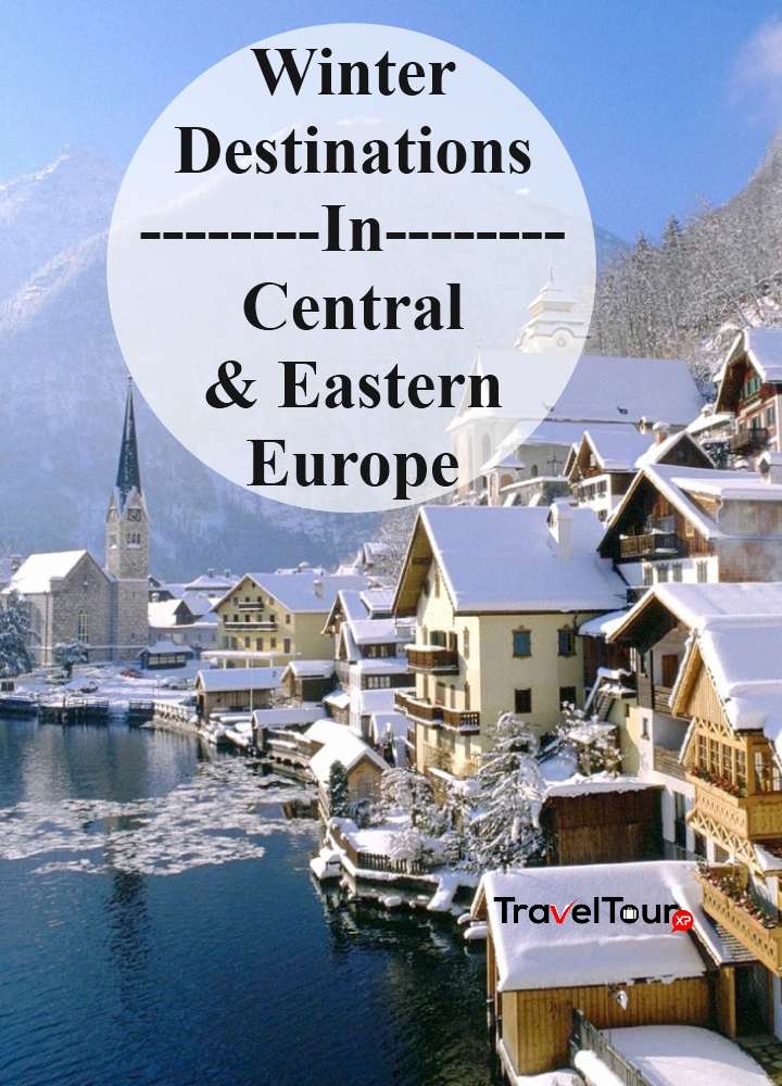 Destinations In Central And Eastern Europe