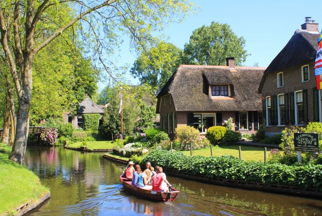 Do Check Out The Typical Dutch Villages