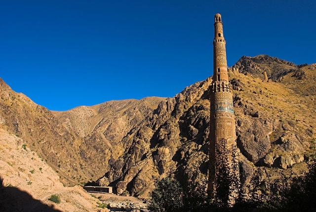 Engage In A great Adventure To Minaret of Jam