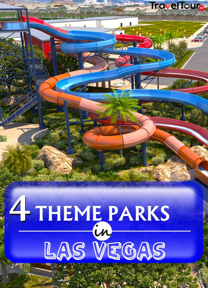 Exhilarating Theme Parks In Las Vegas