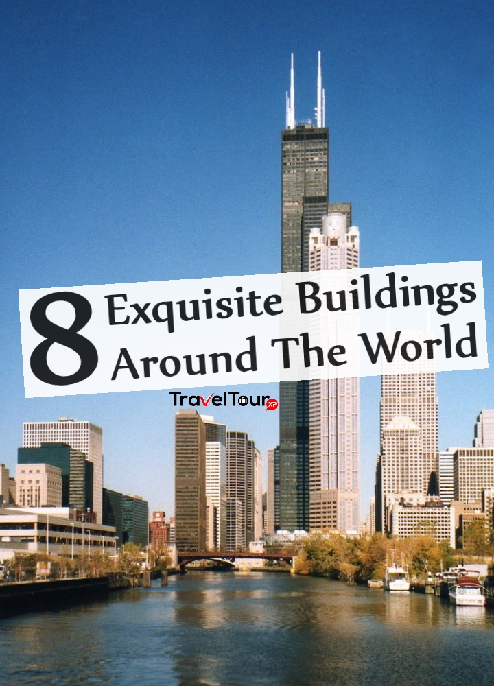 Exquisite Buildings Around The World