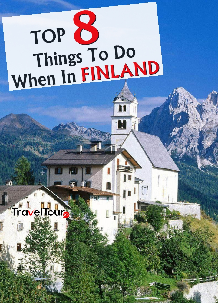 Things To Do When In Finland