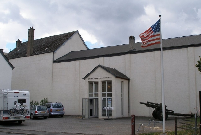 Gen. Patton Memorial Museum, Ettelbruck