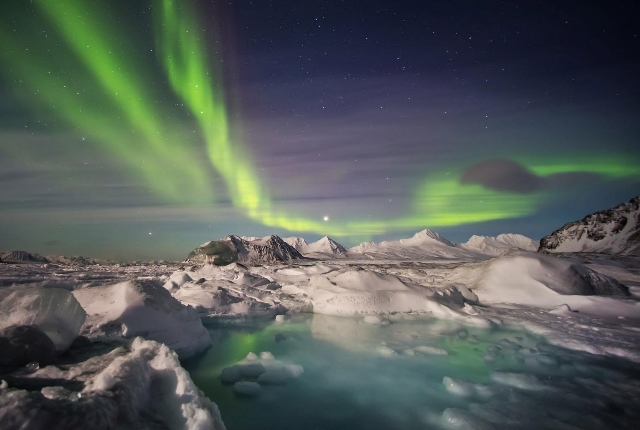Get Mesmerized Seeing Northern Light