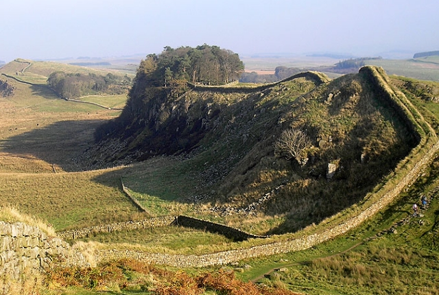 Hadrian's Wall, Great Britain