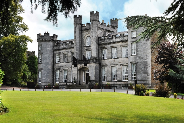 Hotel Airth Castle, Scotland, UK