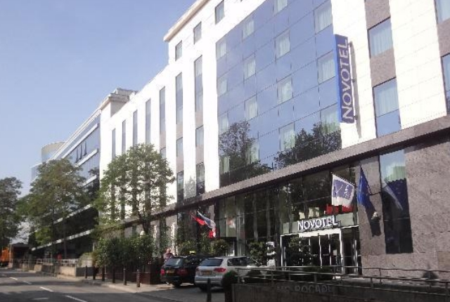 Hotel Novotel Luxembourg Center