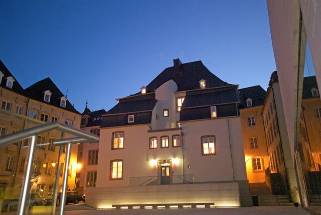 Hotel Parc Beaux Arts Luxembourg