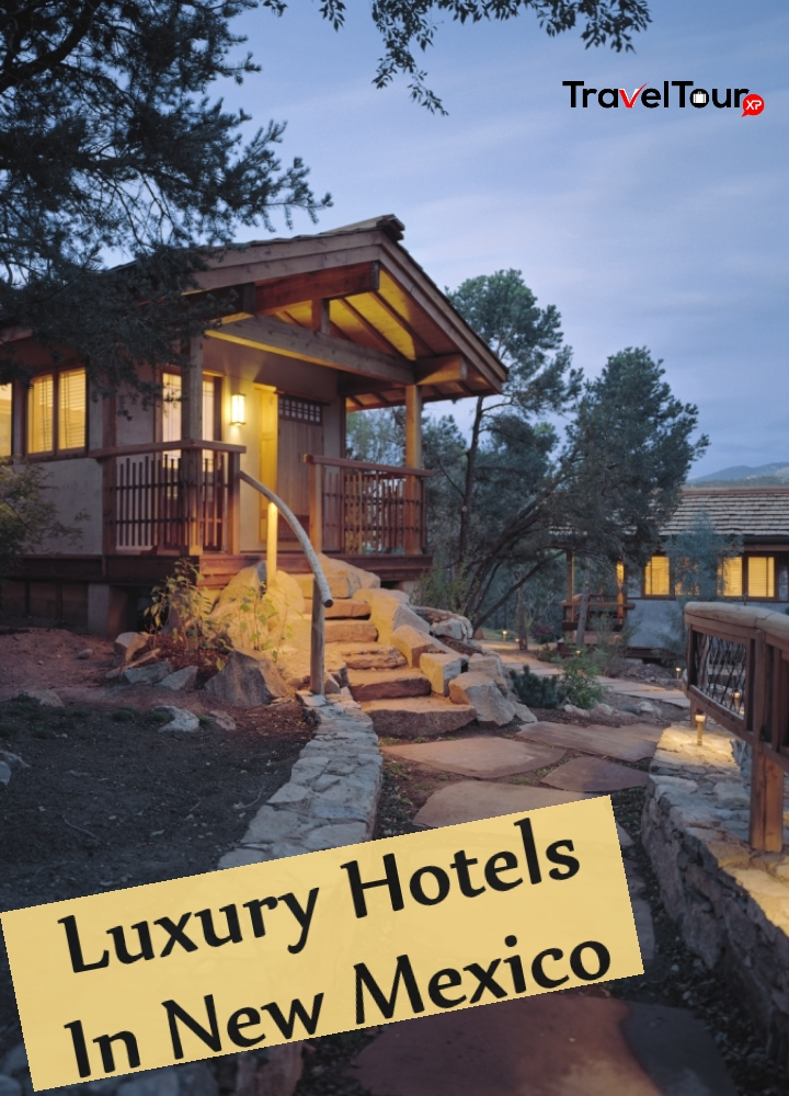 Luxury Hotels In New Mexico