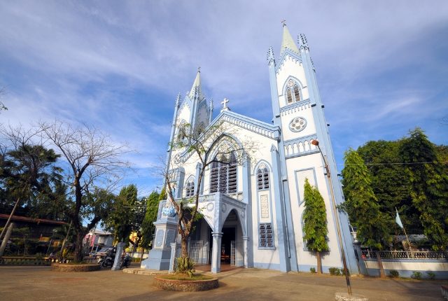 Immaculate Conception Cathedral Of Palawan