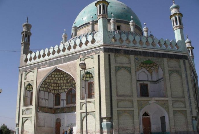 Pay A Homage In Mausoleum Of Ahmad Shah Durrani