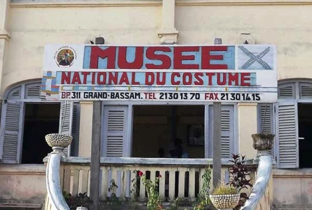 Musee National des Costumes