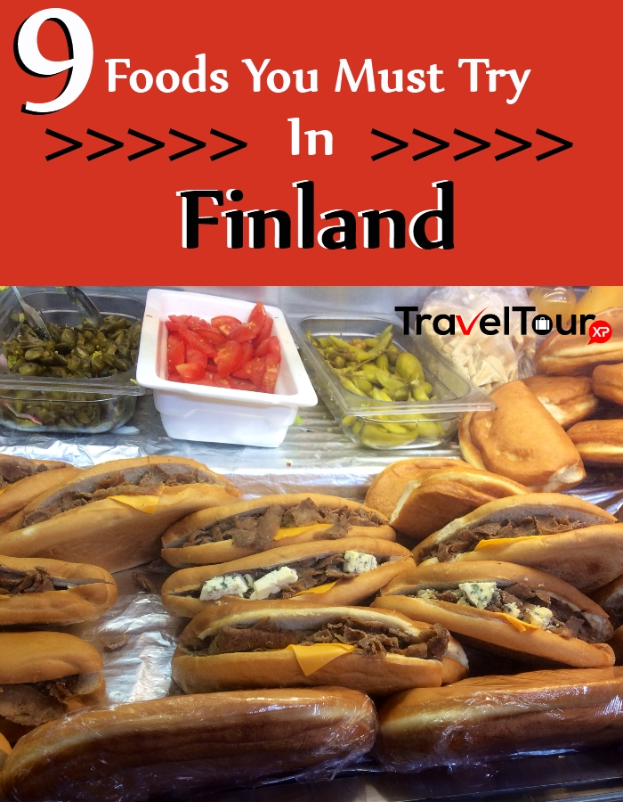 You Must Try In Finland