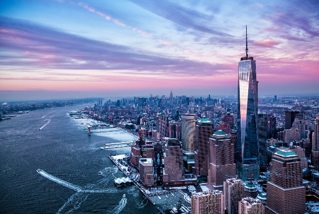 One World Trade Center, New York, United States Of America