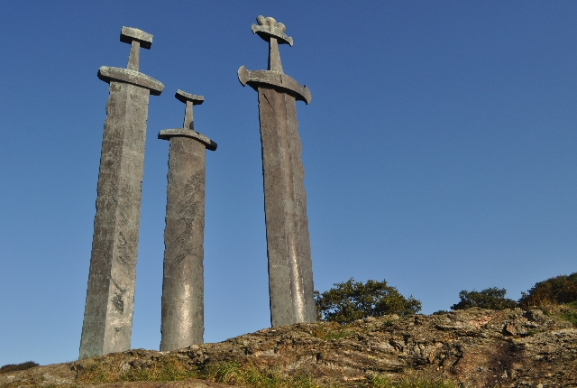 Sword Monument of Hafrsfjord