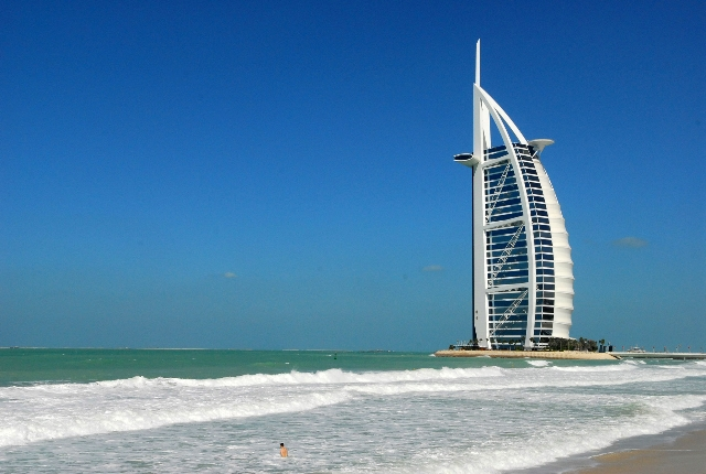 The Burj Al-Arab Jumeirah Dubai