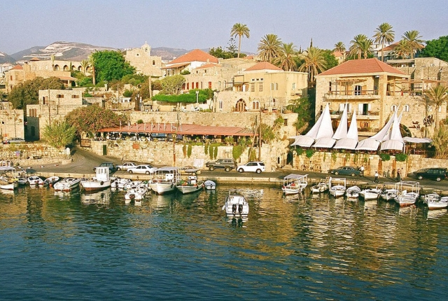 The Heritage Site Of Byblos