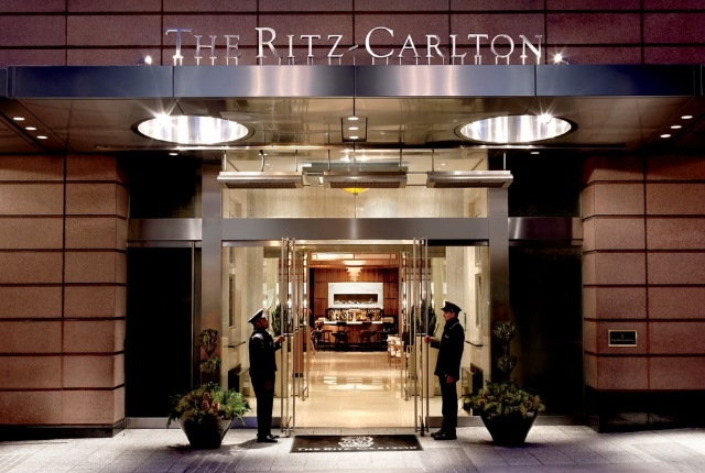 The Luxe, Ritz Carlton, Boston