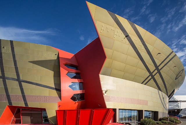 The National Museum Of Australia, Canberra