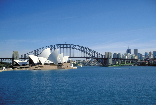 The Sydney Harbor, Sydney