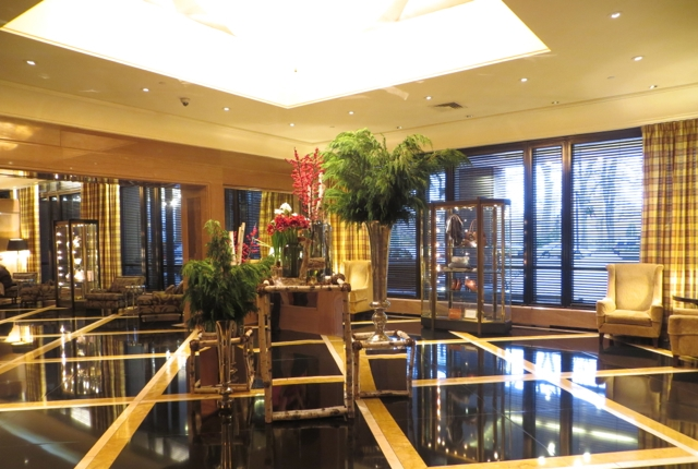 The Upscale, Four Seasons Hotel