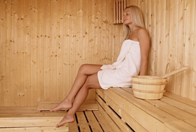 Try The Saunas