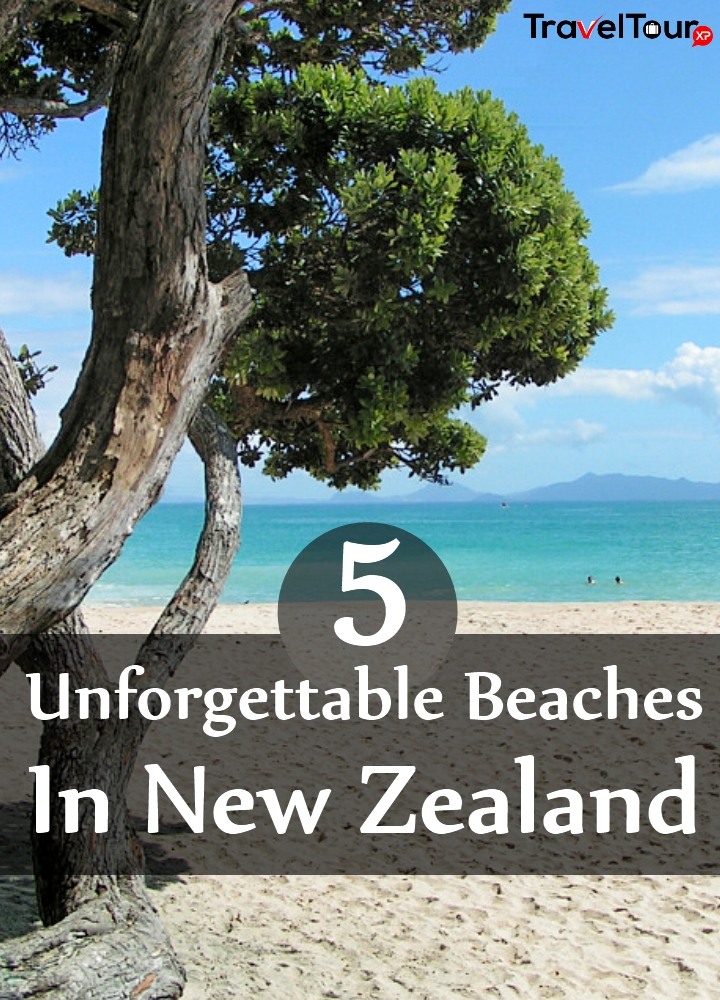 Unforgettable Beaches In New Zealand