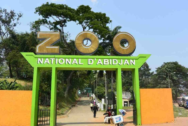 Zoo Nationale D'Abidjan