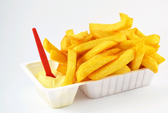 Dutch Fries or Patat
