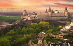 5 Outstanding places to visit in Ukraine
