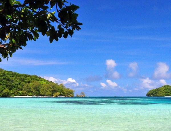 Attractions In Palau