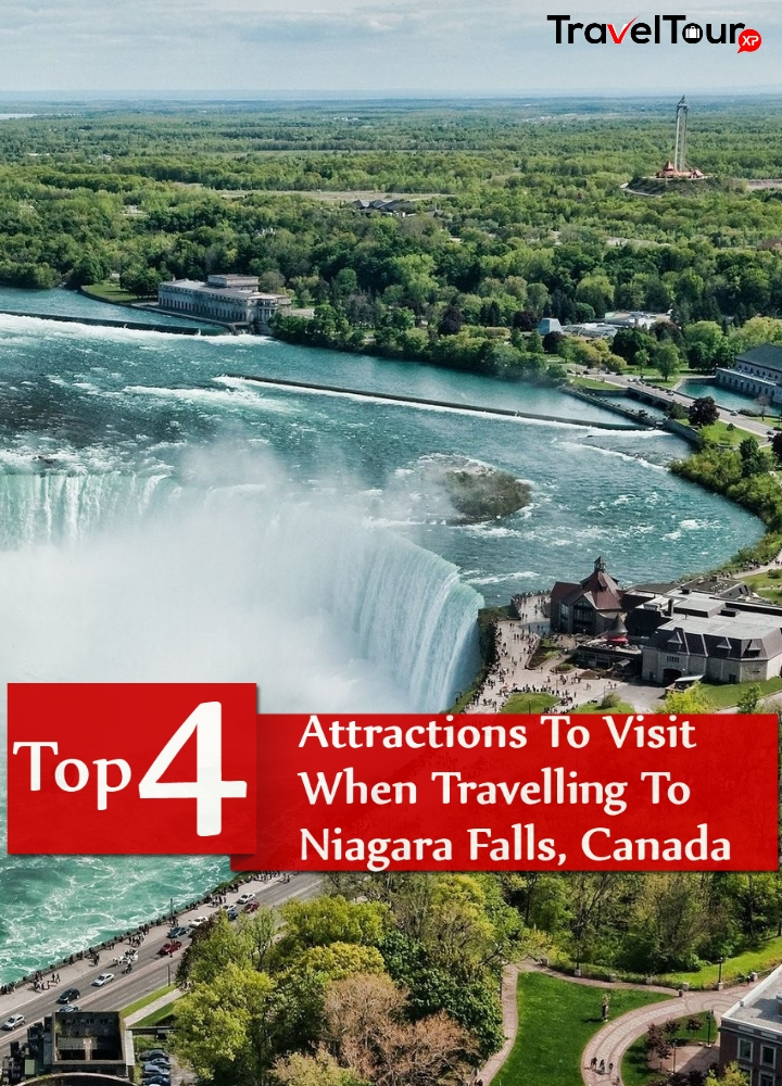 Attractions To Visit When Travelling To Niagara Falls, Canada