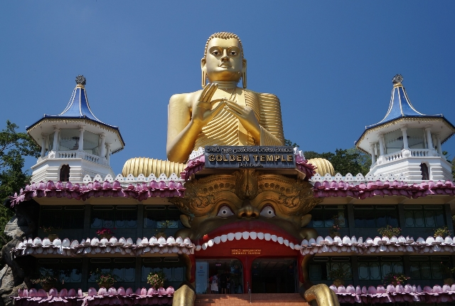 dambulla-golden-temple