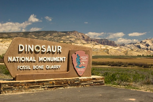 Dinosaur National Monument Near Vernal