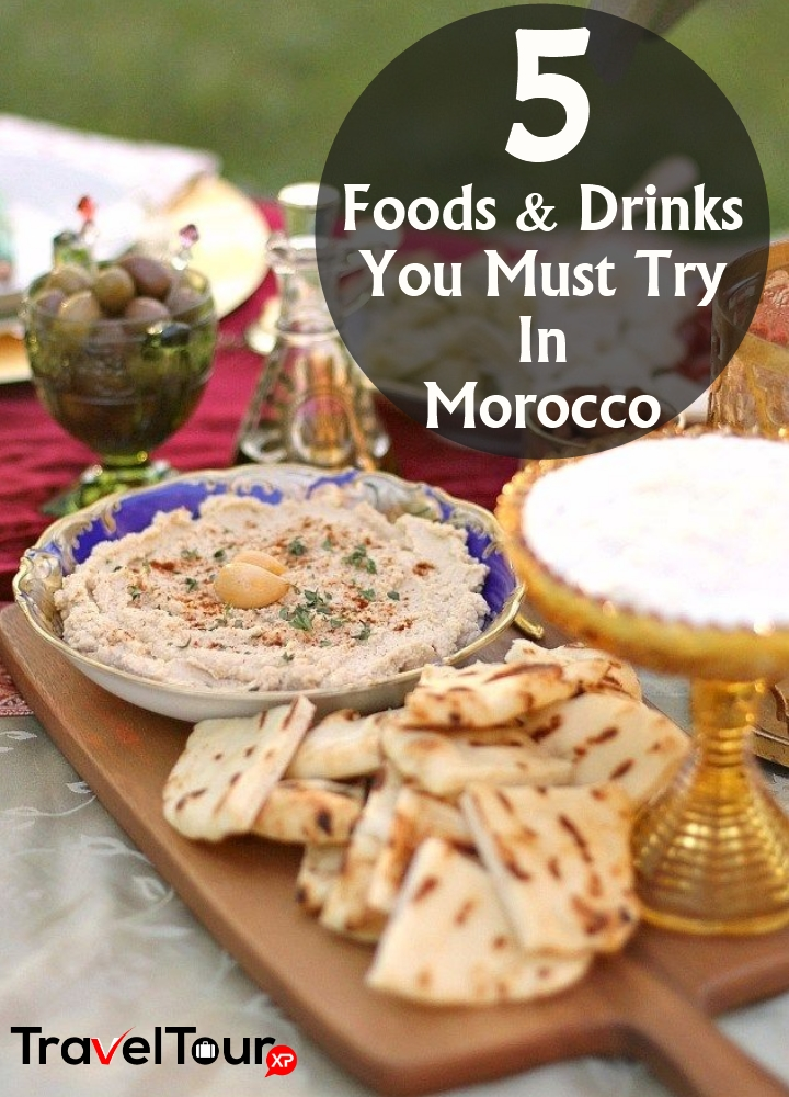 Scrumptious Foods And Drinks You Must Try In Morocco