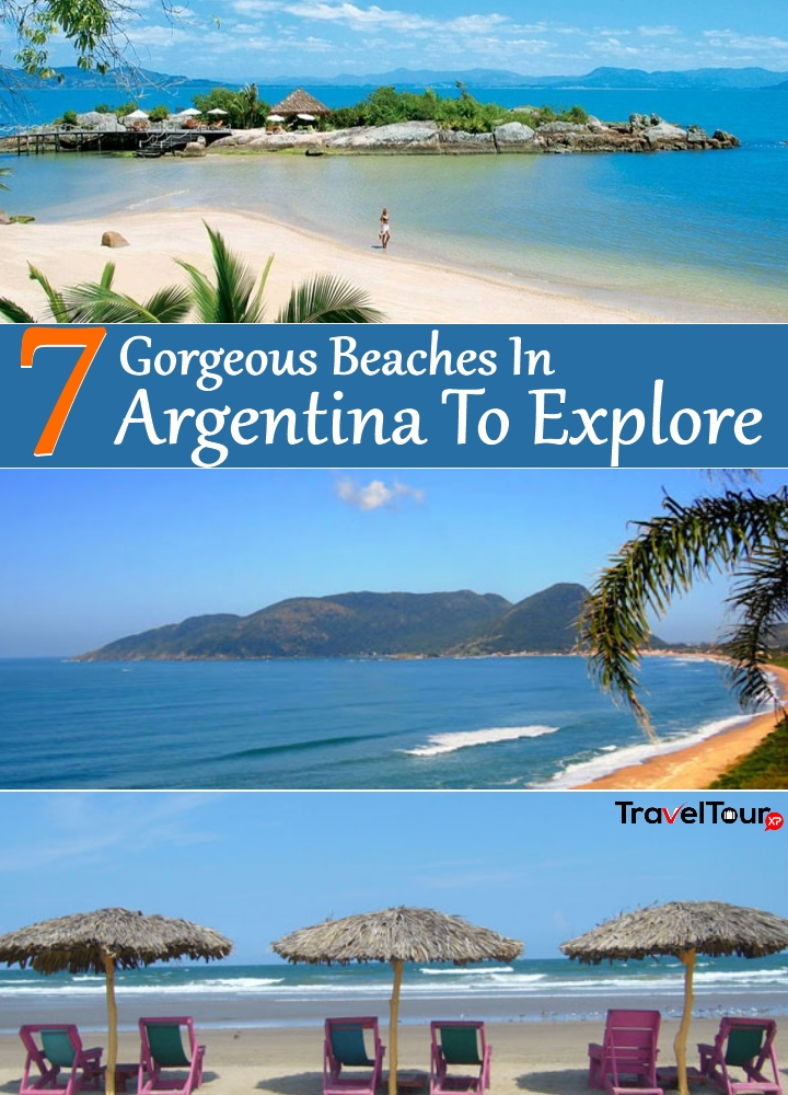 7 Gorgeous Beaches In Argentina To