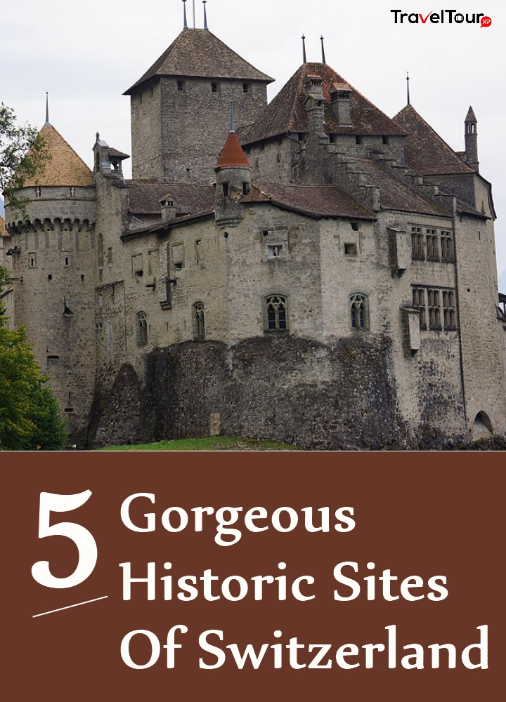 Gorgeous Historic Sites Of Switzerland